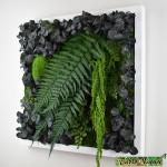 Tablo'Nature Green Eucalyptus 40x40cm
