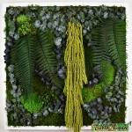 Tablo'Nature Green Eucalyptus 60x60cm
