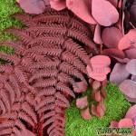 Tablo'Nature Red Eucalyptus 25x25cm