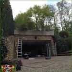 Etape 1 Mur végétal extérieur Flowall 1