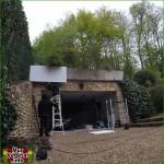 Etape 1 Mur végétal extérieur Flowall 3