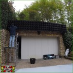 Etape 4 Mur végétal extérieur Flowall 1