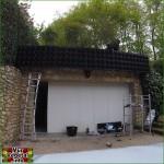 Etape 4 Mur végétal extérieur Flowall 5