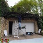Etape 5 Mur végétal extérieur Flowall 5