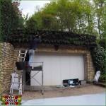 Etape 5 Mur végétal extérieur Flowall 6