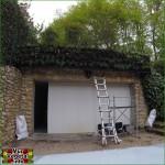 Etape 5 Mur végétal extérieur Flowall 7